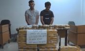 Bắt giữ 2 đối tượng vận chuyển 600.000 viên ma túy tổng hợp và 36 bánh heroin