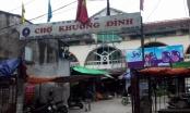 Công ty Cổ phần đầu tư IT Việt Nam có mập mờ, dối trá trong việc thu phí tại chợ Khương Đình?