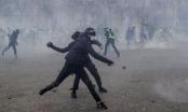 Biểu tình Áo vàng trở lại, bạo động xảy ra khắp Paris
