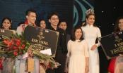 Hoa hậu Ngọc Châu đội vương miện khoe vẻ đep dịu dàng trong tà áo dài trắng