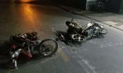 TP HCM: Hai xe máy va chạm trong đêm, 2 người thương vong