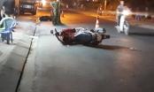 Bình Dương: Tai nạn liên hoàn, 6 người bị thương
