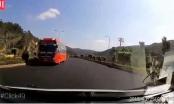 Lâm Đồng: Phạt hơn 7 triệu đồng và tước bằng lái xe tài xế xe khách chạy ngược chiều trên cao tốc