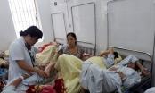 Dịch sốt xuất huyết tăng mạnh tại Hà Nội