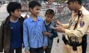 Nhà xe Sao Việt giúp đỡ đưa 3 cháu bé đi lạc ở Hà Nội về Lào Cai an toàn