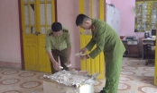 Lào Cai: Bắt giữ và tiêu hủy lô kem nhập lậu từ Trung Quốc