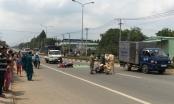 Bình Dương: Tai nạn liên hoàn giữa 3 xe máy, 4 người thương vong