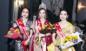Cát Tường đăng quang cuộc thi Hoa hậu Phu Nhân Nhân Ái tại Thái Lan