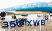 Chủ tịch Quốc hội Nguyễn Thị Kim Ngân chứng kiến lễ ra mắt A350-900 thứ 14 của VNA