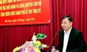 Phó Bí thư thường trực Tỉnh ủy Bắc Kạn giữ chức Thứ trưởng Bộ NN&PTNT