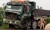 Hà Nam: Xe tải chở gà đấu đầu xe ben, 1 người tử vong