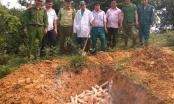Cao Bằng: Tiêu hủy gần 1,5 tấn thực phẩm không rõ nguồn gốc