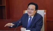 Bộ trưởng Phùng Xuân Nhạ làm việc với WB về chiến lược tổng thể phát triển giáo dục đại học Việt Nam