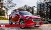 Soi thông số kỹ thuật của Mazda CX-8, SUV 7 chỗ sắp bán tại Việt Nam