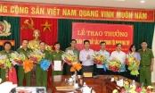 Hà Tĩnh: Thưởng nóng cho lực lượng đánh án ma túy