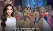 Hoa hậu Phương Khánh diện áo dài, đội vương miện, xuất hiện cực thần thái trong Road to Miss Earth 2019