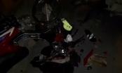 Bình Dương: 2 xe máy va chạm 4 người bị thương