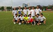 Pháp Luật Việt Nam thắng đậm Thể Thao Việt Nam trong loạt trận thứ 2 tại Press Cup 2016