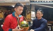 HOT: Những quả dưa hấu khắc hình dị độc lạ hút khách mua sắm Tết