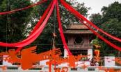 Cảm xúc ngày thơ Việt Nam tại Văn miếu Quốc Tử Giám Hà Nội