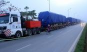 Tàu đường sắt Cát Linh - Hà Đông đã về đến Hà Nội