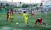 Giải Press cup 2017: Chiến thắng 2 trận liên tiếp, Pháp luật Việt Nam đi thẳng vào tứ kết