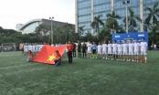 VCK Press Cup toàn quốc 2017: Báo Pháp luật Việt Nam chung bảng với báo Thanh niên