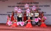 Nam Đàn (Nghệ An): Trường THCS Kim Liên tổ chức hoạt động truyền thông về bình đẳng giới trong nhà trường