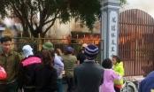 Thái Bình: Hỏa hoạn thiêu rụi ngôi đình cổ hàng trăm tuổi