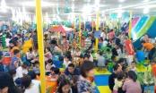 Hà Nội: Các khu vui chơi, công viên nghẹt thở, quá tải dịp nghỉ lễ