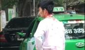 Vụ đỗ xe ngang ngược, đánh tài xế taxi vỡ đầu: Chuyển hồ sơ lên Công an quận