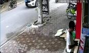 Clip tài xế gây tai nạn, kéo nạn nhân vào vỉa hè rồi thản nhiên bỏ đi