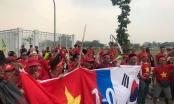 CĐV Việt Nam đổ bộ sân Pakansari, niềm tin chiến thắng 1 - 0 trước Hàn Quốc