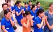 Kỷ luật 5 cán bộ liên quan Vụ hàng chục cô giáo quỳ gối để xin được tiếp tục dạy trẻ