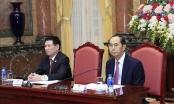 Chủ tịch nước Trần Đại Quang và những ngày làm việc cuối cùng