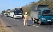 Bộ Công an bắt đầu đợt mới tổng kiểm soát ô tô tải, ô tô khách