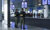 Sân bay Nội Bài trước giờ đón Tổng thống Donald Trump