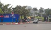 Clip đoàn xe Quái thú của Tổng thống Mỹ rời khách sạn tới Hội nghị Thượng đỉnh Mỹ - Triều