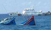 Trao công hàm, phản đối tàu Trung Quốc đe doạ tính mạng ngư dân Việt Nam