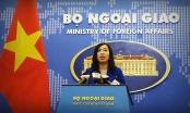 Việt Nam kiên quyết phản đối Đài Loan diễn tập bắn đạn thật ở đảo Ba Bình