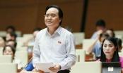 Bộ trưởng Phùng Xuân Nhạ nhận trách nhiệm vụ gian lận thi cử năm 2018