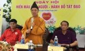 Gần 500 tăng ni sinh Học viện Phật giáo sẽ tham gia hiến máu, hiến tạng