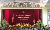 Học viện Phật giáo VN tại Hà Nội khai giảng năm học mới 2019-2020
