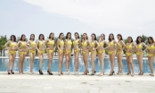Nóng bỏng với màn bikini Miss capital Việt Nam 2019