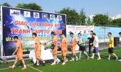 Giải bóng đá từ thiện hướng về miền Trung