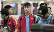 Tuyển thủ Việt Nam lên đường chuẩn bị làm khách tại Indonesia