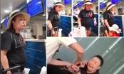 Chưa có quyết định giáng cấp nữ Đại úy đại náo sân bay Tân Sơn Nhất