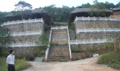 """Cận cảnh bên trong công trình """"bí ẩn"""" trên núi ở Lạng Sơn"""