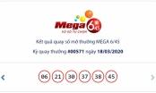 Kết quả Vietlott Mega 6/45 ngày 18/3: Gần 63 tỷ đồng có chủ