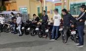 An Giang:  Nẹt bô náo loạn đường phố, 11 đối tượng cùng phương tiện bị tạm giữ